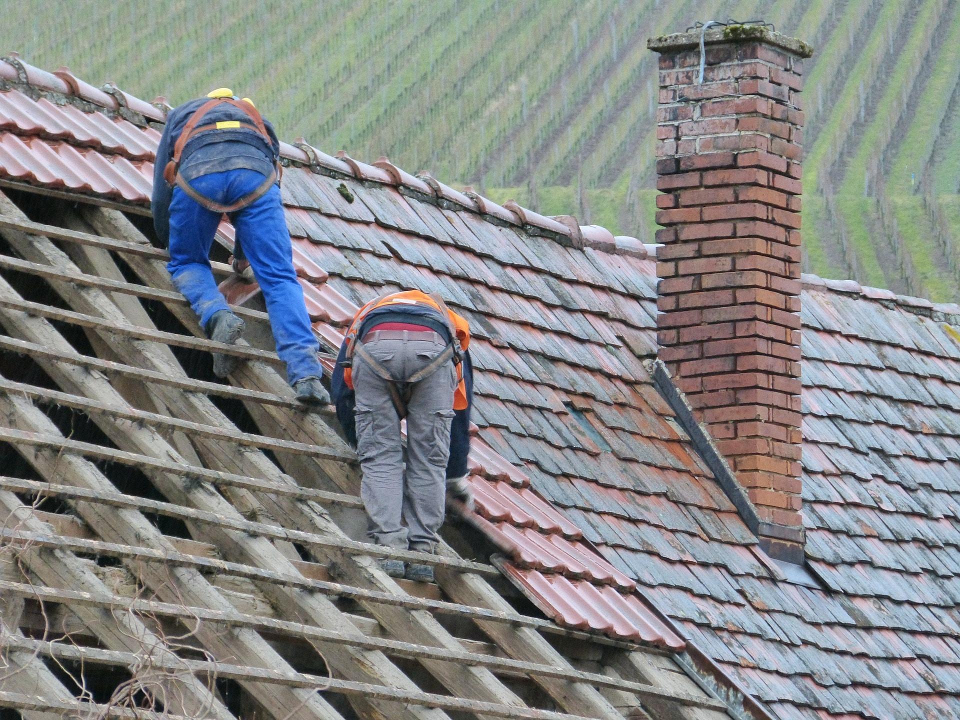 remplacement de votre toiture